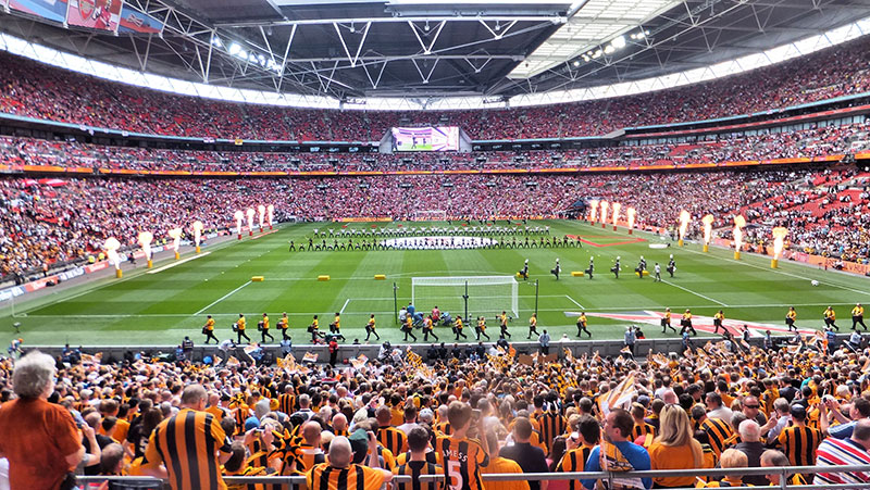 wembley stadion finale EK 2020